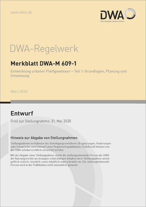 DWA-M 609-1